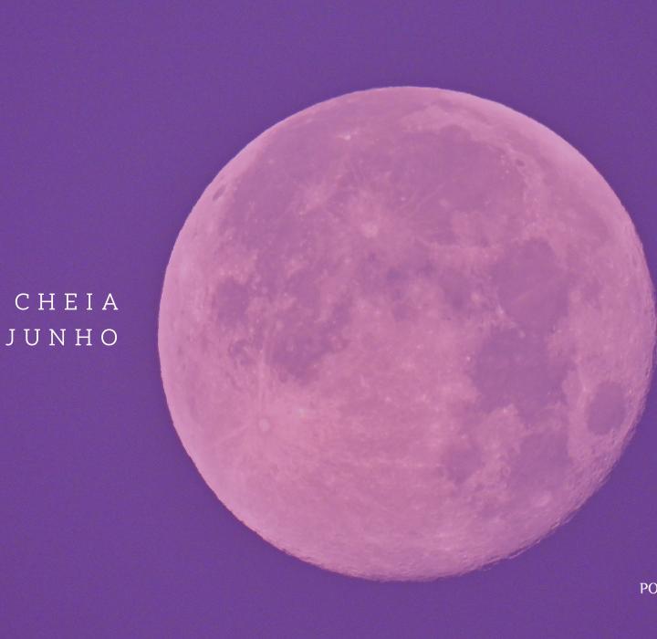 Lua Cheia de Junho de 2021